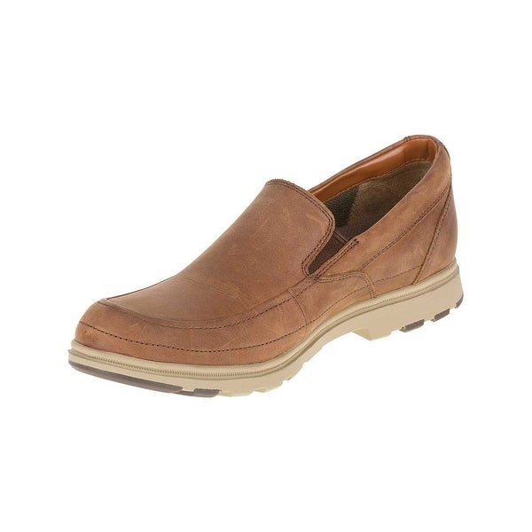 Caterpillar Mens Wardour Loafers in Brown