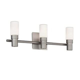 "WAC Lighting WS-76622 Pillar 3 Light 22"" Wide Integrated LED Bathroom Vanity Light"