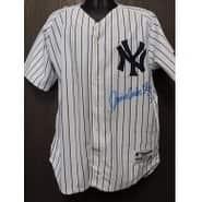 Signed Vazquez Javier New York Yankees Javier Vazquez New York Yankees Authentic Jersey Size 48 The