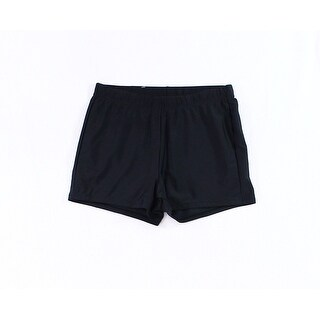 Designer Brand Deep Womens Mid-Rise Stretch Shorts