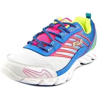 Fila Fila Forward Round Toe Synthetic Running Shoe