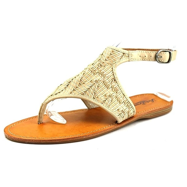 Lucky Brand Womens Abdool Split Toe Casual Ankle Strap Sandals