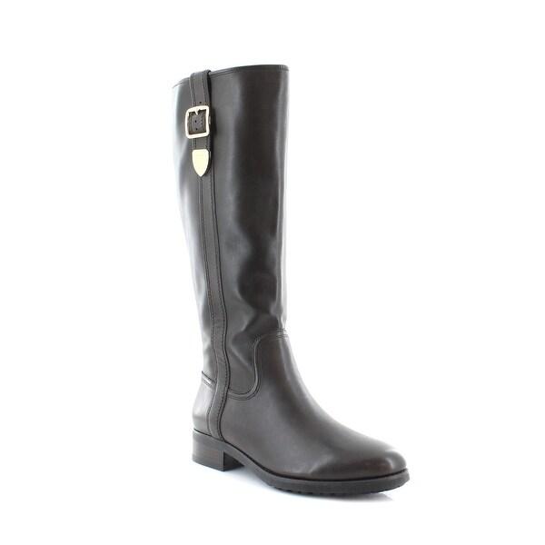 Coach Easton Women's Boots Chestnut - 5