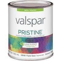 Valspar Int Satin Pstl Bs Paint 027.0018548.005 Unit: QT