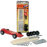 Speed - Pine Car Derby Racer Kit