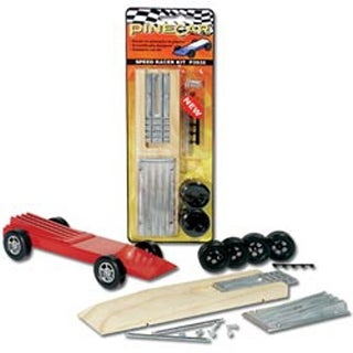 Speed - Pine Car Derby Racer Kit