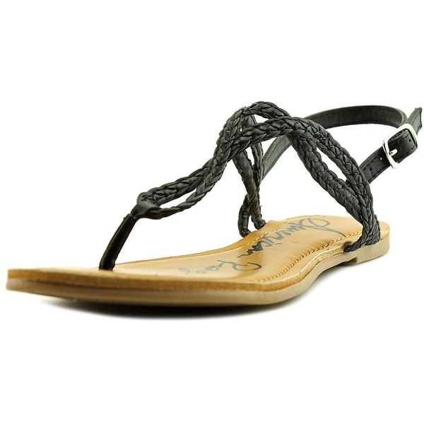 American Rag Keira Open Toe Synthetic Thong Sandal