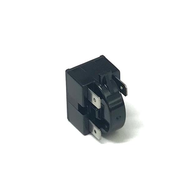 OEM LG Refrigerator Compressor Start Relay Thermistor Originally Shipped With LRSC21935SW, LRSC21935TT