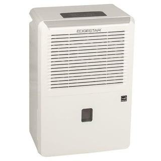 EdgeStar DEP501EW 50 Pint Energy Star Rated Portable Dehumidifier