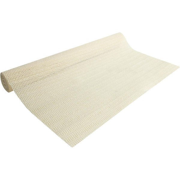 "Con-Tact Brand 20""X5' Almond Grip Liner"