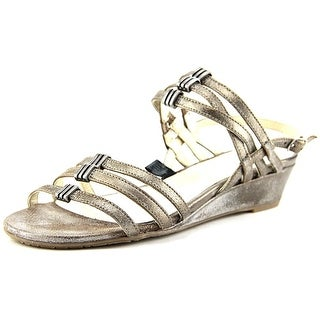 Gerry Weber Alisha 03 Open Toe Leather Wedge Sandal