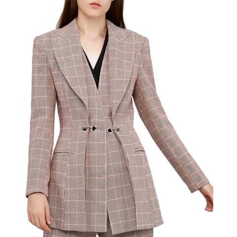Acler Fairfax Wool-Blend Blazer