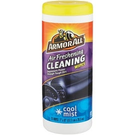 Armor All Coolmist Protectnt Wipes