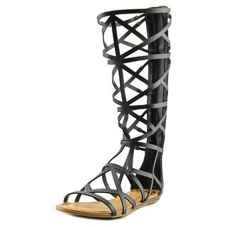 Fergalicious Graceful Women Open Toe Synthetic Gladiator Sandal
