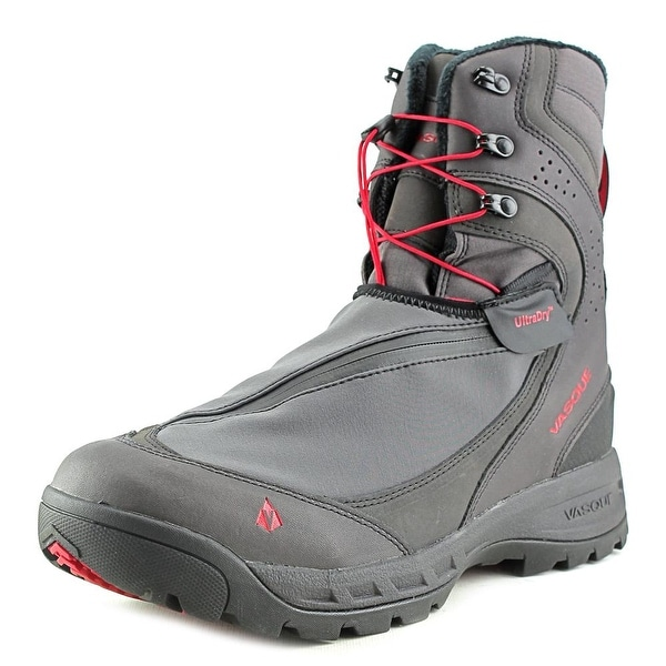 Vasque Arrowhead Ultra Dry Men Round Toe Leather Gray Snow Boot