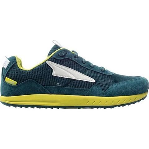Altra Footwear Children's Kokiri Sneaker Teal/Lime