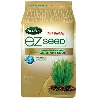 Scotts 17504 Turf Builder Mulch/Seed And Fertilizer, Ez Seed North, 20 Lb