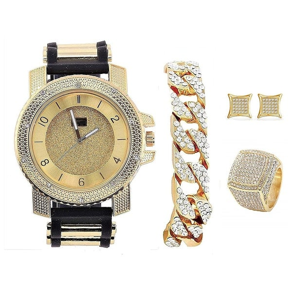 It's Lit! Hip Hop Watch and Jewelry Set. Opens flyout.