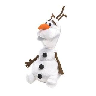 "Frozen Talking 8"" Plush Olaf"