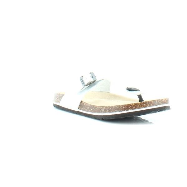 J-41 Laura Too Women's Sandals & Flip Flops Silver