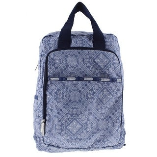 Le Sportsac Womens Backpack Printed Utility