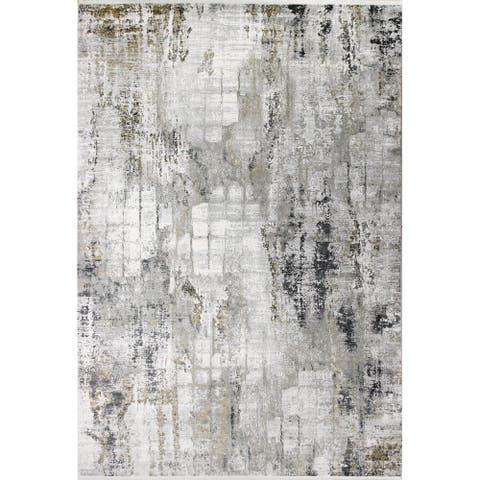 Bashian Gracen Contemporary Power Loom Area Rug
