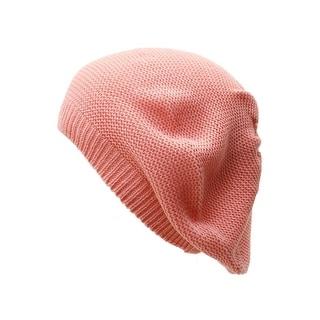Womens Knit Beanie Beret