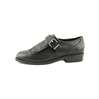 Design Lab Womens Ice Oxfords Perforated Close Toe