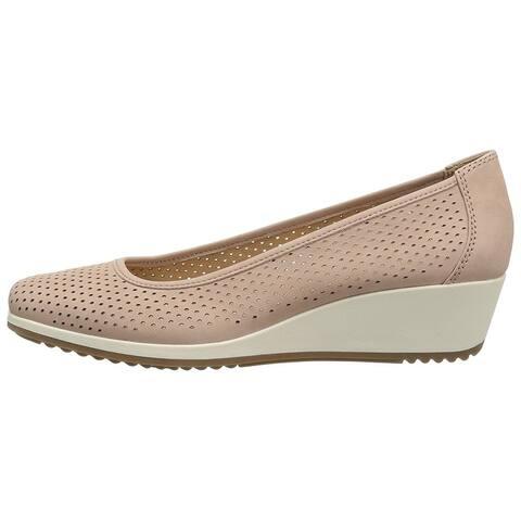 Naturalizer Womens Betina 2 Round Toe Casual Slide Sandals