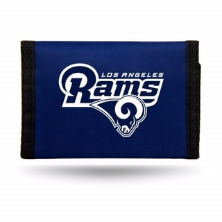 Los Angeles Rams Wallet Nylon Trifold