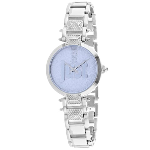 Just Cavalli Women's Just Mio Silver Dial Watch - JC1L076M0125 - One Size