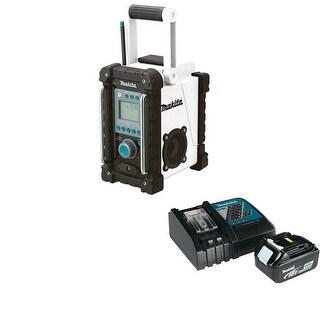 Makita 18V LXT® Cordless FM/AM Job Site Radio Set