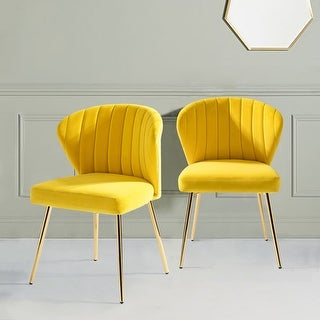 Link to Milia Dining Chair Set of 2 Similar Items in Dining Room & Bar Furniture