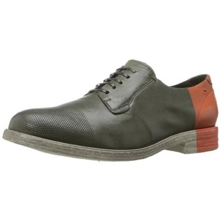 Diesel Mens Expressure Leather Colorblock Oxfords