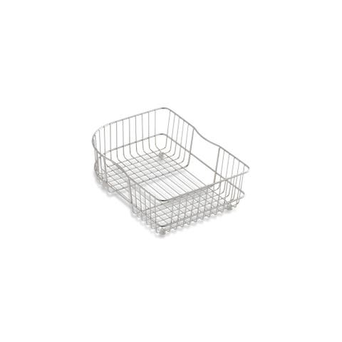 Kohler Efficiency Sink Basket For Executive Chef and Efficiency(Tm) Kitchen Sinks Stainless Steel (K-6521-ST)