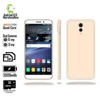 "4G LTE GSM Unlocked 5.6"" SmartPhone by Indigi (4Core @ 1.2GHz + Android 6 Marshmallow + Fingerprint + DualSIM) + 32gb microSD"
