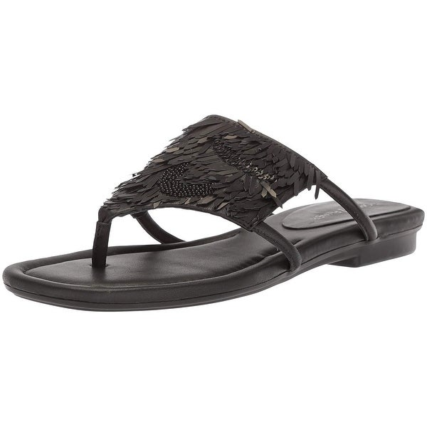0a5b51b2a2b Shop Donald J Pliner Women s Kya Slide Sandal - Free Shipping Today ...