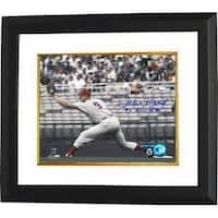 Frank Howard signed Washington   8x10 Photo Custom Framed 4X All Star MLB Hologram