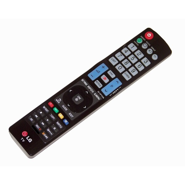 OEM LG Remote Control Originally Shipped With: 47WX50MF-B, 55W550BSB, 55W550BS-B, 55WS50BSB, 55WS50BS-B, 84WS70BS