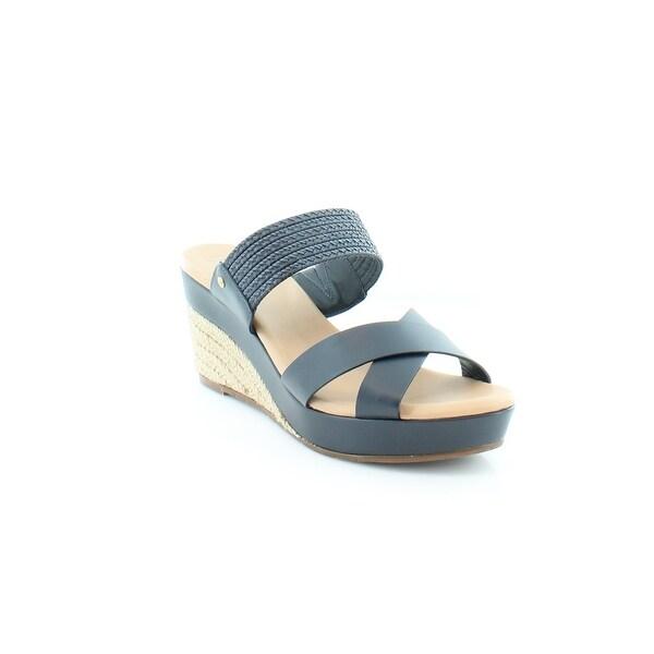 UGG Adriana Women's Sandals & Flip Flops Black - 10