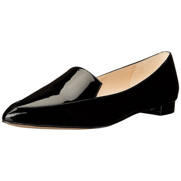 Nine West Womens Abay Pointed Toe Loafers