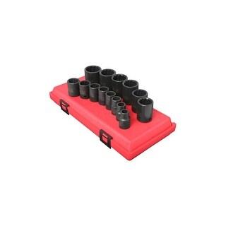 Sunex tools 2678 sunex tools 2678 - 1/2 drive sae 12 point impact socket set