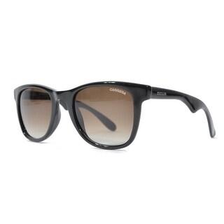 Carrera Sunglasses 6000LN in Nero Lucid with Brown Gradient - Black