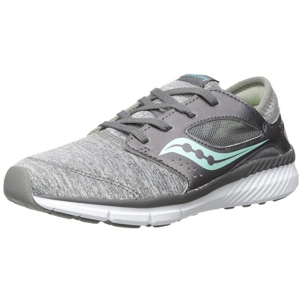 Shop Saucony Womens Kineta Relay Low Top Lace Up Running