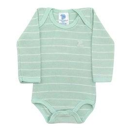 Baby Bodysuit Unisex Infant Striped Onesie Style Pulla Bulla Sizes 0-18 Months