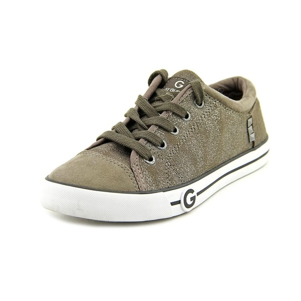 G By Guess Oona2   Round Toe Canvas  Sneakers