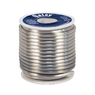 Oatey 22018 95/5 Lead Free Plumbing Wire Solder 1 lbs, Silver