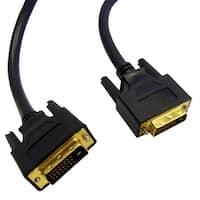 Offex DVI-D Dual Link Cable, Black, DVI-D Male, 3 meter (10 foot)