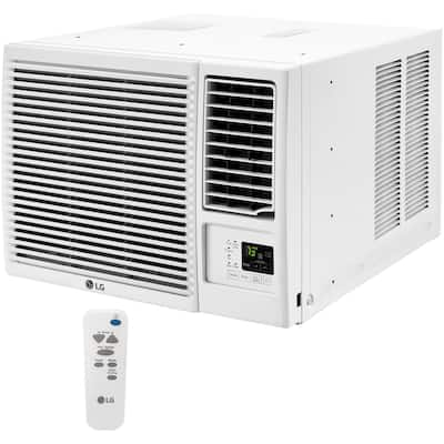 LG LW8016HR 115V Window Air and Heat Conditioner