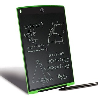 Disabled-Aid 8.5-inch Paperless Digital LCD Drawing/Writing Tablet - Great for Kids or Disabled who have trouble speaking